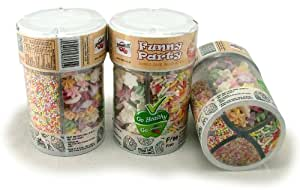 Quality Sprinkles Funny Party Sprinkles (Pack of 2)