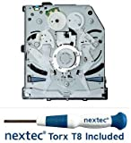 Sony PS4 Bluray Drive - BDP-01 Circuit Board - (KES-860A/ KEM-860AAA/ KEM-860PHA/ KEM-860PAA) + Nextec® Torx T8 Security Screwdriver …