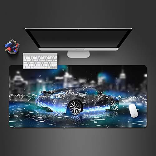 Waschbare Spielmausunterlage-Spieltastaturunterlage 900x300x2mm des heißen Verkaufsqualitätsnaturkautschuks
