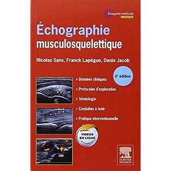 Échographie Musculosquelettique 2ed