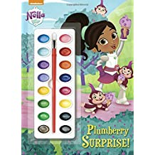Plumberry Surprise! (Nella the Princess Knight) (Deluxe Paint Box Book)