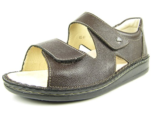 Finn Comfort  81525500024, Sandales pour homme Marron