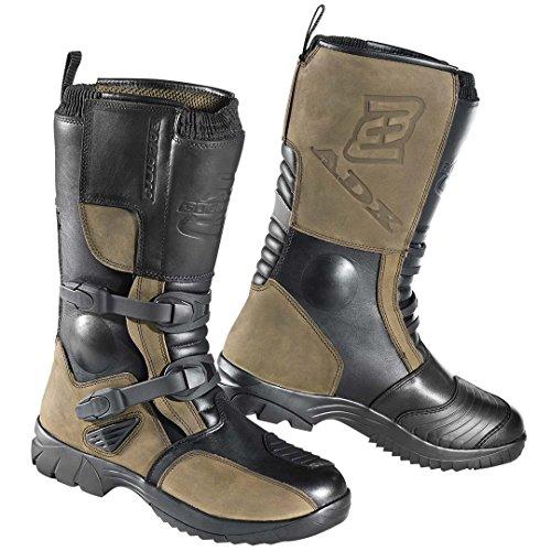 Bogotto ADX-Stivali da moto e impermeab