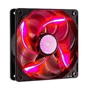 COOLER MASTER R4-L2R-20CR-GP 120MM Red Led Fan