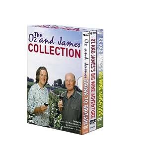 Oz and James  - Series 1, 2 & 3 [DVD]