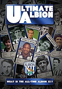 West Bromwich Albion - Ultimate Albion [DVD]