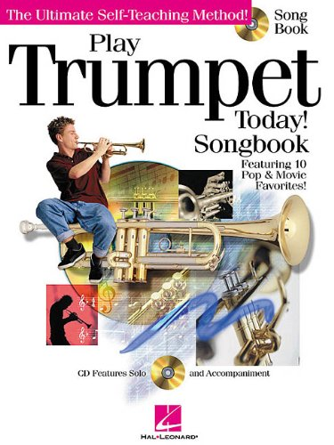 Play Trumpet Today!: Songbook [With CD] (Play Today!)