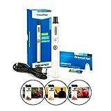 InnoCigs Presence Einsteiger E-Zigarette + 3 x 10 ml SC Liquid (nikotinfrei) (weiss)