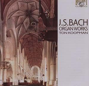 J. S. Bach: Organworks