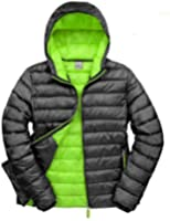 Result Mens Snow Bird Padded Jacket