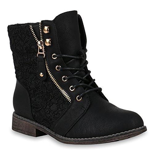 100% Zufriedenheit stylistisches Aussehen Top Design ✓ Ankle Boots Zum Schnüren Mit Absatz Vergleich - Schuhe ...