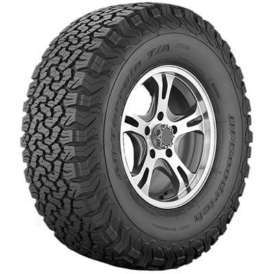 Kit 4 pz pneumatici gomme bf goodrich all terrain ta ko2 255/75r17c 111/108s tl off_road