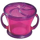 Munchkin Snack Catcher Purple/Pink