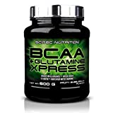 Scitec Nutrition - BCAA + Glutamina Xpress - 600 g [Scitec] - Bubble...
