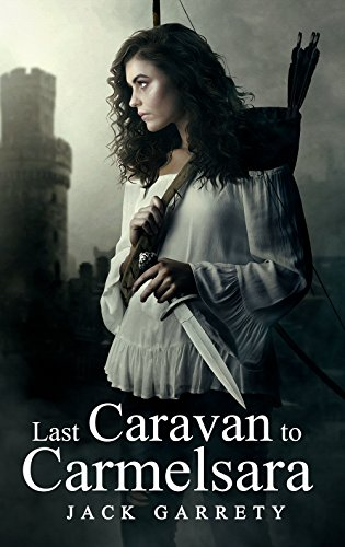 Last Caravan to Carmelsara: A slow burn romance between two people who can\'t stand each other (English Edition)