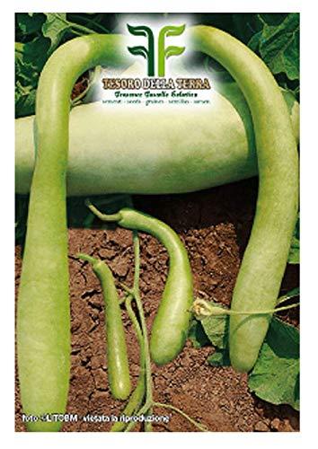 20 aprox - Sicca Lange Schlangenkürbis Samen - Lagenaria Siceraria Longissima In Originalverpackung...