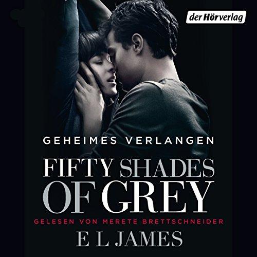Buchseite und Rezensionen zu 'Fifty Shades of Grey 1: Geheimes Verlangen (Kostenlose Hörprobe)' von E. L. James