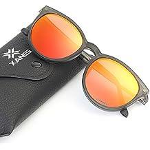 Pinkfishs XANES Hombres Mujeres polarizadas Clip magnetico en Gafas de Sol TR90 Ultralight Sol de conduccion