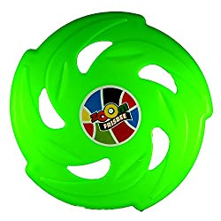 Sunny Green Flying Disc