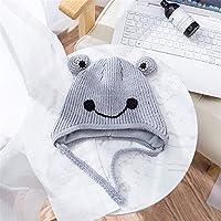 ETMAAA Trend Winter Kinder Hut Kreative Geschenk Mütze Strickmütze Wollmütze