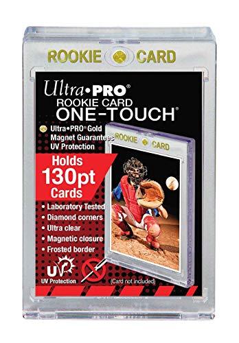 Ultra Pro 1 (One) 100 pt One-Touch Magnet Kartenhalter für dickere Baseball und andere Sammelkarten