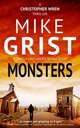 Monsters (Christopher Wren Thrillers Book 2) (English Edition)
