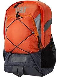Caterpillar - Bolso de viaje  Naranja Orange Grau talla única