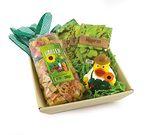 Geschenkkorb Gartenglück
