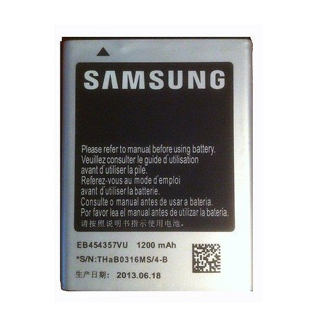 Original Batterie Samsung GT-S5360 Galaxy Y S5360 Galaxy (Akku Y Gt-s5360 Galaxy Samsung)