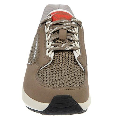 Marrone Sneaker 1996 W Fango Donna Dove MBT Wf0qw4H4