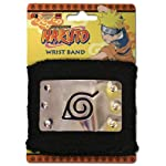 Naruto Konoha Name Wrist Band