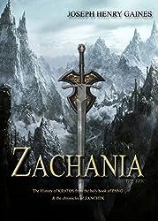 Zachania (Tome 1)