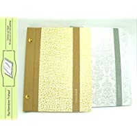 Stammbuch DIN A5 geschraubt gold