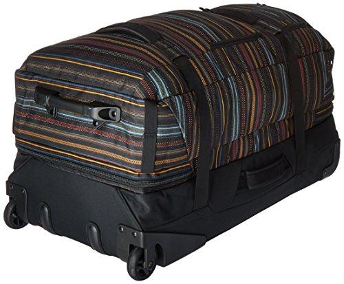 Dakine Borsone da viaggio, da donna, a rotelle, 85 l Multicolore - Nevada