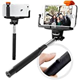 Bluetooth Selfie Stick monopod with remote shutter button [SGP11351] preiswert