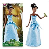 Official Disney Princess & The Frog 33cm Tiana Classic Doll With Naveen Frog ...