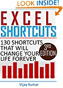 #1: Excel Shortcuts: 130 Shortcuts that will change your life forever