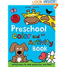 Preschool Color & Activity Book (Color and Activity Books)