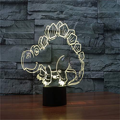 g 3D Lichter Spiel LED Nachtlicht Farbwechsel Touch Light Geschenk Geschenk Licht Augenschutzmodus ## 4 ()