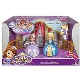 Mattel Disney's Sofia die Erste Y6644 - Tanzende Schwestern, 2 Puppen im Set