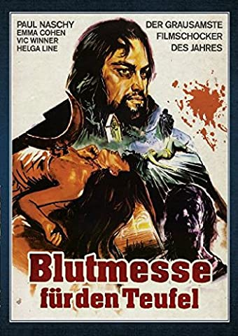 Blutmesse für den Teufel - Paul Naschy: Legacy of a Wolfman 5 [Blu-ray] [Import allemand]