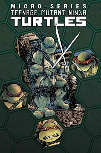 Teenage Mutant Ninja Turtles: Micro Series Volume 1 (Teenage Mutant Ninja Turtles 1) por Brian Lynch