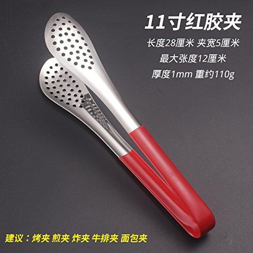 Xing Lin Lebensmittelzange Essen Clip, Clip, Edelstahl Grill, Braten Rindergulasch In Der Küche, 11...
