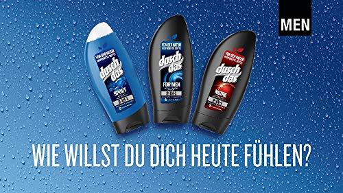 Duschdas For Men Duschgel Sport, 6er Pack (6 x 250 ml)