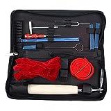 Piano Tuning Outils et équipement. Kit de 12Pièces avec marteau d\'accordage universelle. DIY d\'accordage de piano livre inclus.