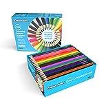 Scatola da 144 matite colorate, colori assortiti