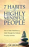 The 7 Habits of Highly Mindful People: How to Make Mindfulness a Habit Through Our Ordinary, Everyday Activities (English Edition)