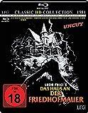 Das Haus an der Friedhofmauer - Classic HD Collection # 9 (mit Wendecover) - Blu-ray Uncut Version