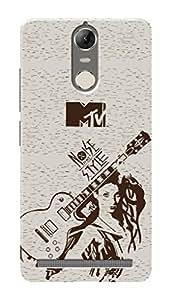MTV Gone Case Mobile Cover for Lenovo K5 Note