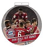 FC Bayern München Der Ball ist rund - Kalender 2019 -